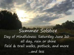 Summer Solstice 2020